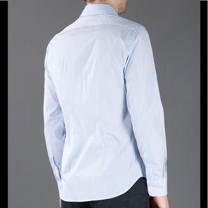 Acne Studios chatwin stripe shirt xl